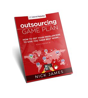 Outsourcing Game Plan Review