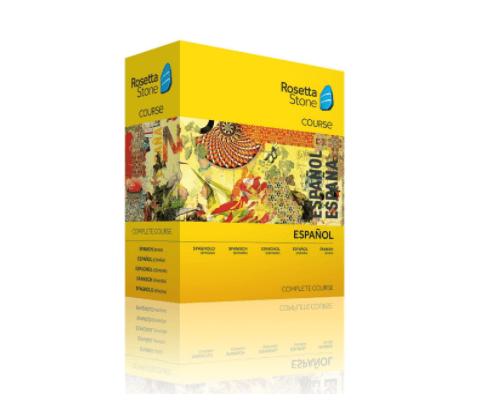 Rosetta Stone Spanish Review Main