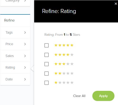 MOJO Marketplace Review Sales