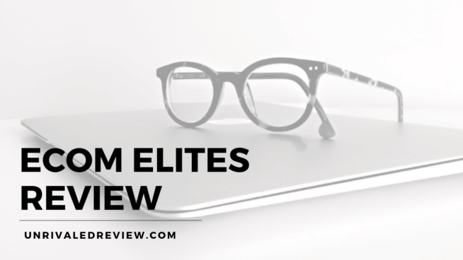 eCom Elites Review