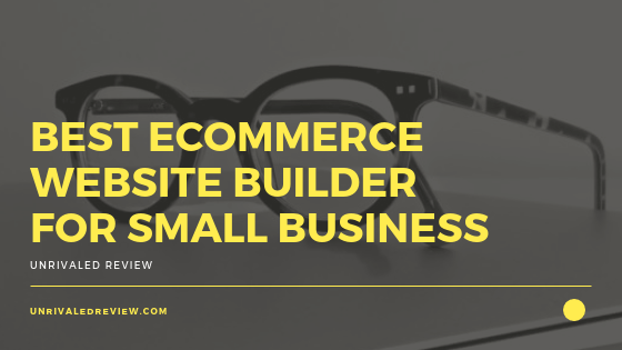 Best eCommerce Website Builder for Small Business