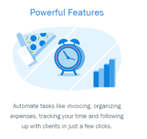 Freshbooks Powerful Features