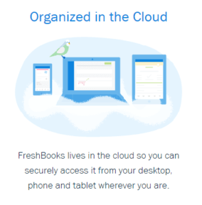 Organized in the Cloud
