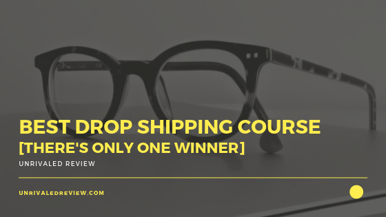 Best Drop Shipping Course For 2019 [There's Only One Winner]