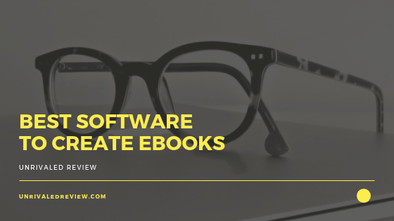 Best Software To Create eBook
