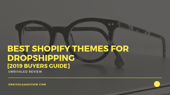 Best Shopify Themes for Dropshipping [2019 Buyers Guide]