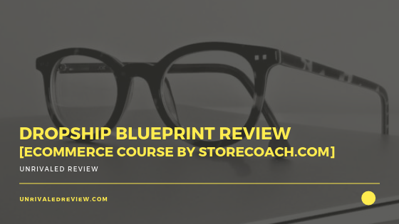 Dropship Blueprint Review [eCommerce Course by Store Coach]