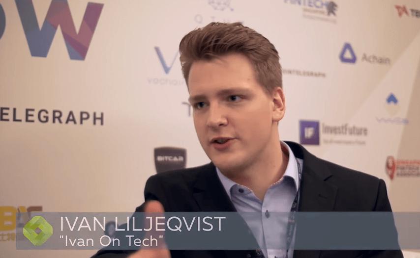 Ivan Liljeqvist Ivan on Tech