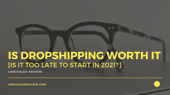 Is Dropshipping Worth It [Is It Too Late To Start in 2021?]