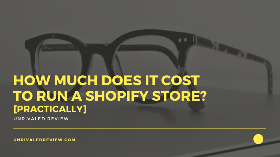 How Much Does It Cost To Run A Shopify Store [Practically]