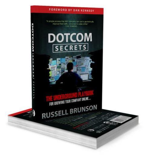 Russell Brunson Dotcom Secrets