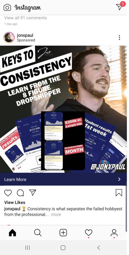 Ecom Titans Ad