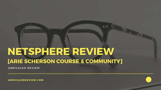 Netsphere Review [Arie Scherson Course & Community]