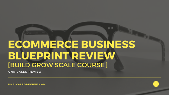 Ecommerce Business Blueprint Review [Build Grow Scale Course]